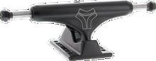 Destructo - Mid D2 Lite 5.0 Black / Black - (Pair) Skateboard Trucks