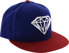 Diamond - Brilliant Hat 7 Royal / Red