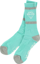 Diamond - Rock Sport High Socks - Dmnd.blu / Grey 1pair
