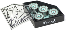 Diamond - Smoke Rings Bearings 1set - Skateboard Bearings