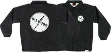 Diamond - Lightning Coaches Jacket S - Blk