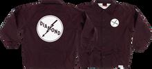 Diamond - Lightning Coaches Jacket S - Burgundy