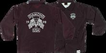 Diamond - Usa Coaches Jacket Xl - Burgundy