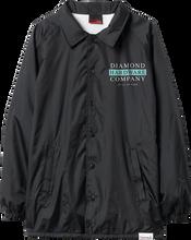 Diamond - Hardware Stack Coach Jacket Xl - Blk