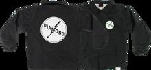 Diamond - Lightning Coaches Jacket Xl - Blk
