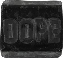 Dope Skate Wax - Skate Wax Bar Black Hash - Skateboard Wax