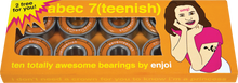 Enjoi - Teenish Abec 7 Bearings - Skateboard Bearings