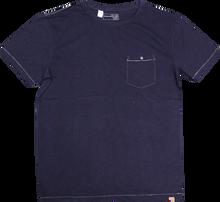Enjoi - Pick Pocket Ss Xl Midnight Blue Pocket Tee - Skateboard Tshirt