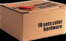 """Essentials - 10 k Orange 1"""" Hardware Ppp"""