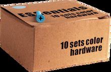 "Essentials - 10 k Light Blue 1"" Hardware Ppp"