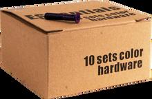 """Essentials - 10 k Purple 1"""" Hardware Ppp"""