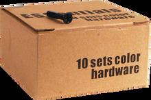 """Essentials - 10 k Black 1"""" Hardware Ppp"""