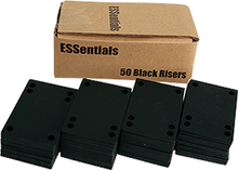 "Essentials - (50 k)shock Pad - Black 1 / 8"" Ppp - Skateboard Riser"
