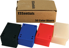 "Essentials - (50 k)shock Pad - Assorted 1 / 8"" Ppp - Skateboard Riser"