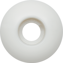 Essentials - White 53mm Ppp - (Set of Four) Skateboard Wheels