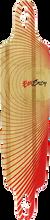 Eversesh - Seismic Everblend Deck - 10x44 - Skateboard Deck