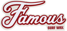 "Famous - Logo 6"" Decal Single"