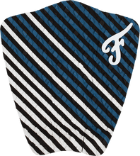 Famous - Figueroa 3pc Wht / Navy Traction - Surfboard Traction