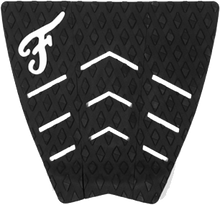 Famous - La Kuo Koa 3pc Black Traction - Surfboard Traction