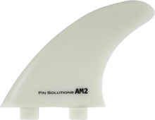 Fin Solutions - Solutions Am - 2 Fcs Natural 3fin Set - Surfboard Fins