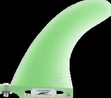 "Fins Unlimited - Unlimited Sro Performance 7"" Green Fin - Surfboard Fins"