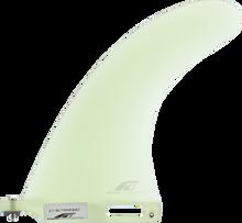 "Fins Unlimited - Unlimited Sro Performance 8"" Clear Fin - Surfboard Fins"