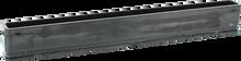 "Fins Unlimited - Unlimited 10.5"" Blk Longboard Fin Box"