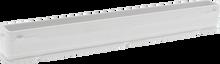 "Fins Unlimited - Unlimited 10.5"" Wht Longboard Fin Box"