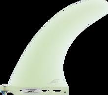 "Fins Unlimited - Unlimited Sro Performance 9"" Clear Fin - Surfboard Fins"