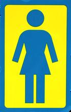 "Girl - Og Logo Lg Decal 6"" 1pc Ast.colors - Skateboard Decal"