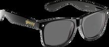 Glassy Sunhaters - Leonard Blk / Blk Sunglasses