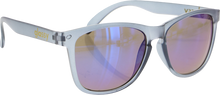 Glassy Sunhaters - Deric Clr.grey / Blu Mirror Sunglasses