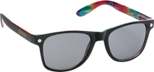 Glassy Sunhaters - Leonard Blk / Tie - Dye Sunglasses