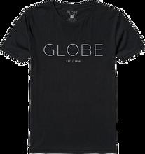 Globe - Phase Ss M - Black - Skateboard Tshirt