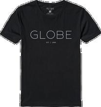 Globe - Phase Ss L - Black - Skateboard Tshirt