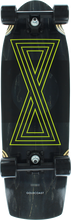 Gold Coast Skateboards - Infinitas Mini Cruiser Complete - 8.75x28.5 - Complete Skateboard