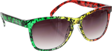 Happy - Hour Pudwill High Times Rasta Sunglasses