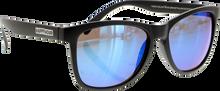 Happy - Hour Black Mamba Matte Blk / Blu Sunglasses