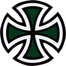 "Independent - Cut Cross Decal 4"" - Skateboard Decal"