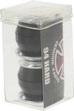 Independent - Std Conical Cushions 94a Blk 2pr W / Washers - Skateboard Bushings