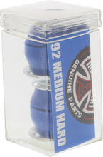 Independent - Std Conical Cushions 92a Blu 2pr W / Washers - Skateboard Bushings