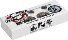 Independent - 5s Abec - 5 Single Set Bearings - Skateboard Bearings