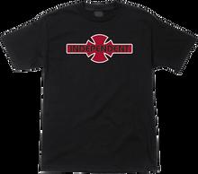 Independent - O.g.b.c. Ss S - Black - Skateboard Tshirt