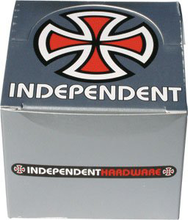 "Independent - 12 k 7 / 8"" Allen Black Hardware"