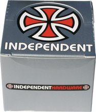 "Independent - 12 k 1"" Allen Black Hardware"