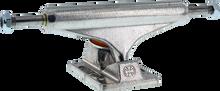 Independent - Std 129mm Silver Truck - (Pair) Skateboard Trucks