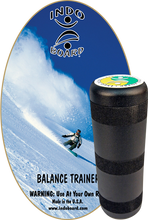 Indoboard - Deck / Roller Kit Snow Carve - Balance Board