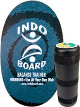 Indoboard - Deck / Roller Kit Blue - Balance Board