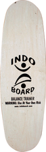 Indoboard - Mini Pro Deck / Roller Kit Natural - Balance Board