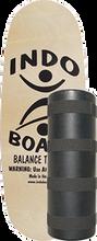 Indoboard - Pro Deck / Roller Kit Natural - Balance Board